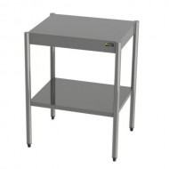 TABLE MULTISERVICES INOX SUR VERINS