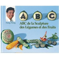 LIVRE 'ABC SCULPTURE FRUITS ET LEGUMES'